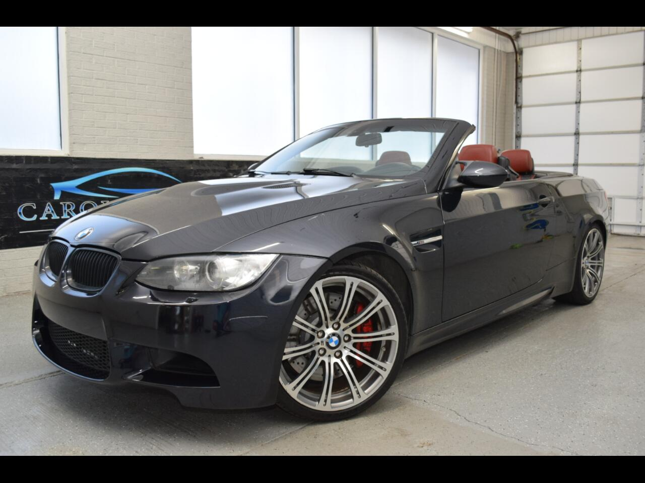 BMW M3 Convertible 2011