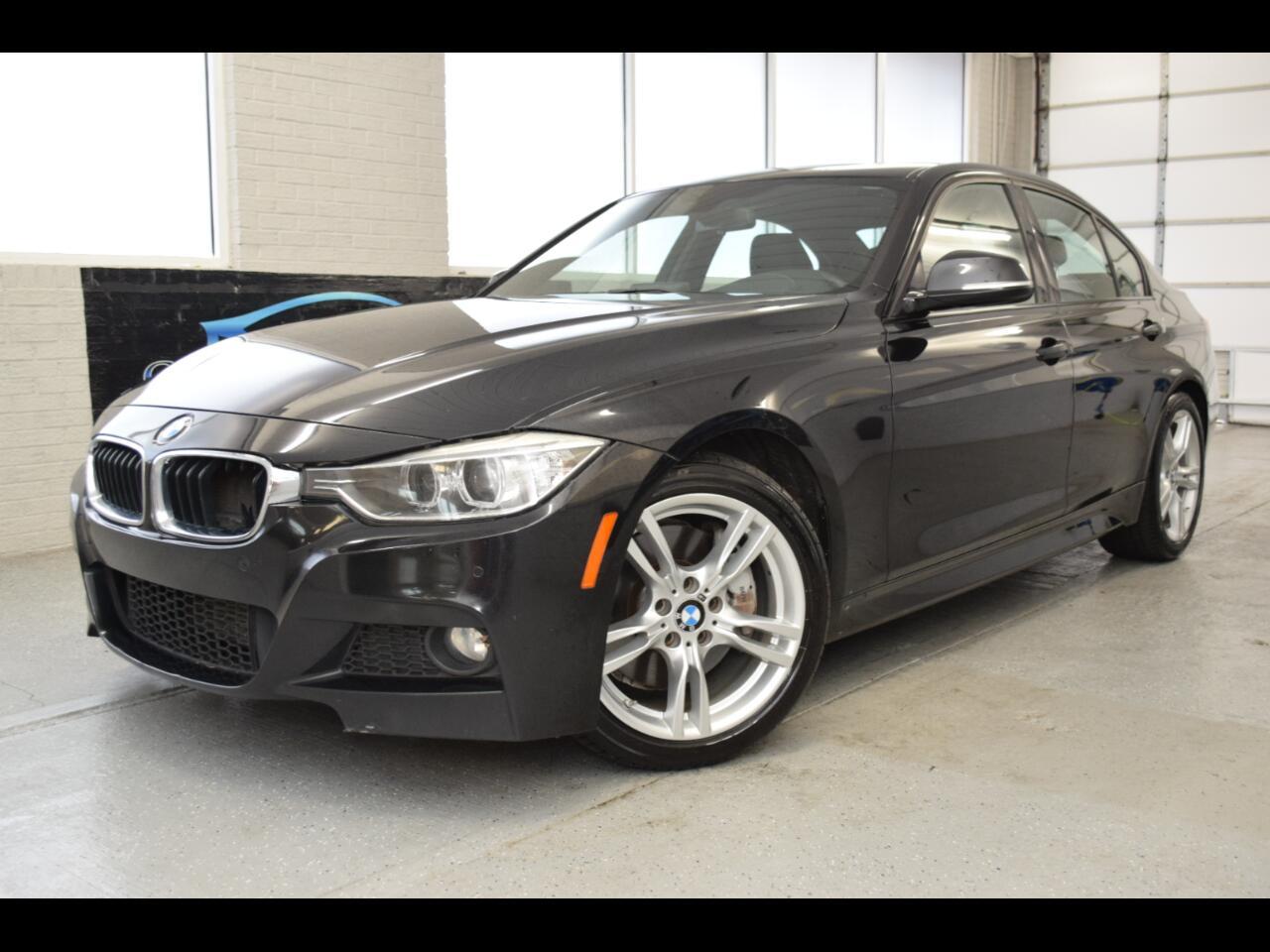BMW 3-Series 335i Sedan 2015