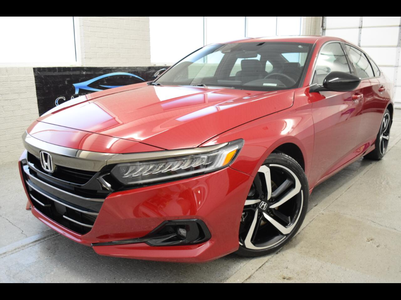 Honda Accord Sport 2.0T 2021