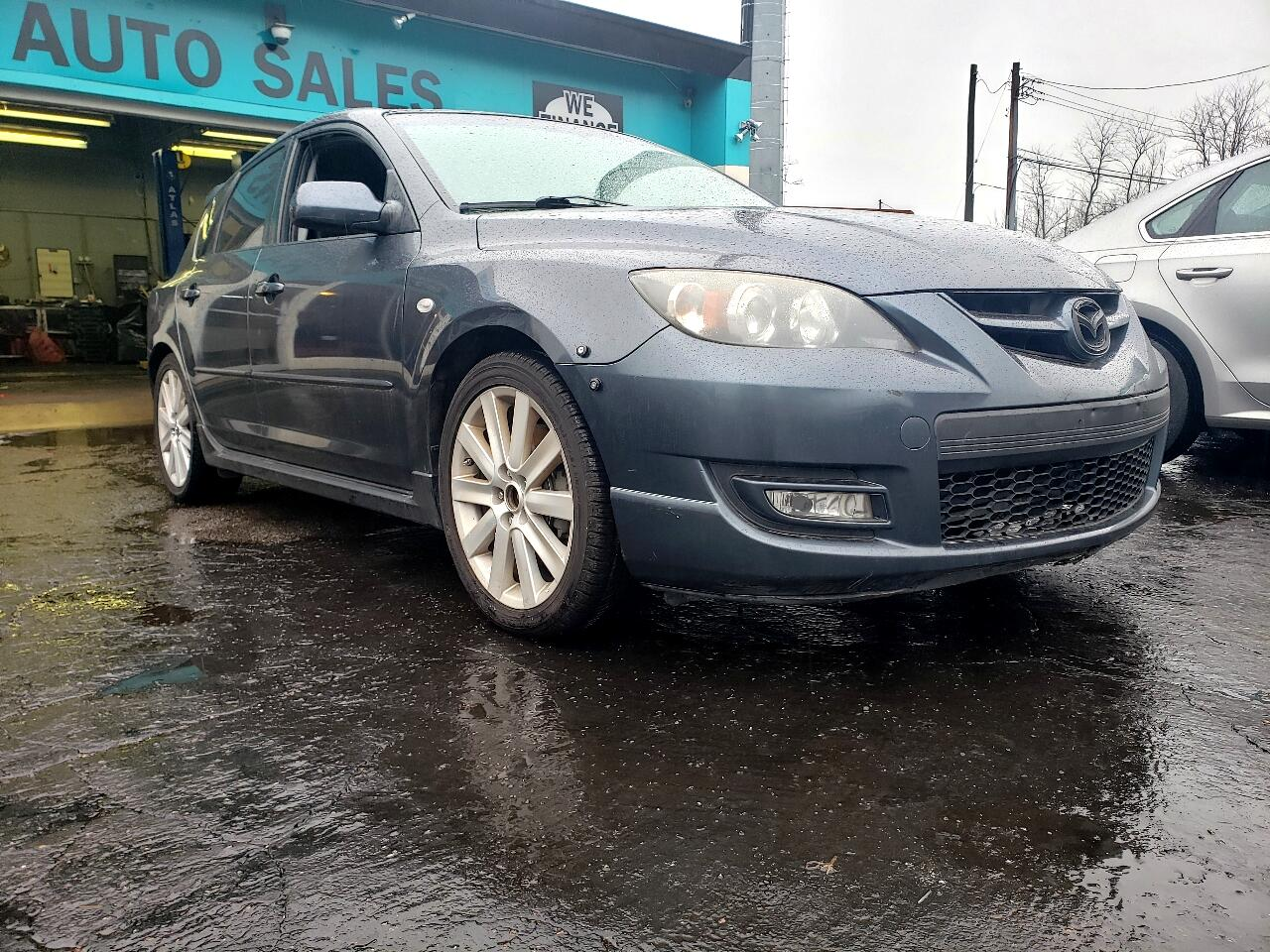 Mazda MAZDASPEED3 Grand Touring 5-Door 2009