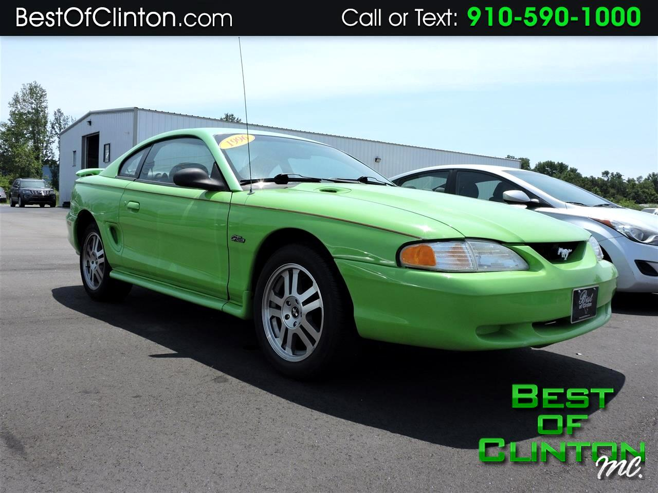 1996 Ford Mustang 2dr Cpe GT