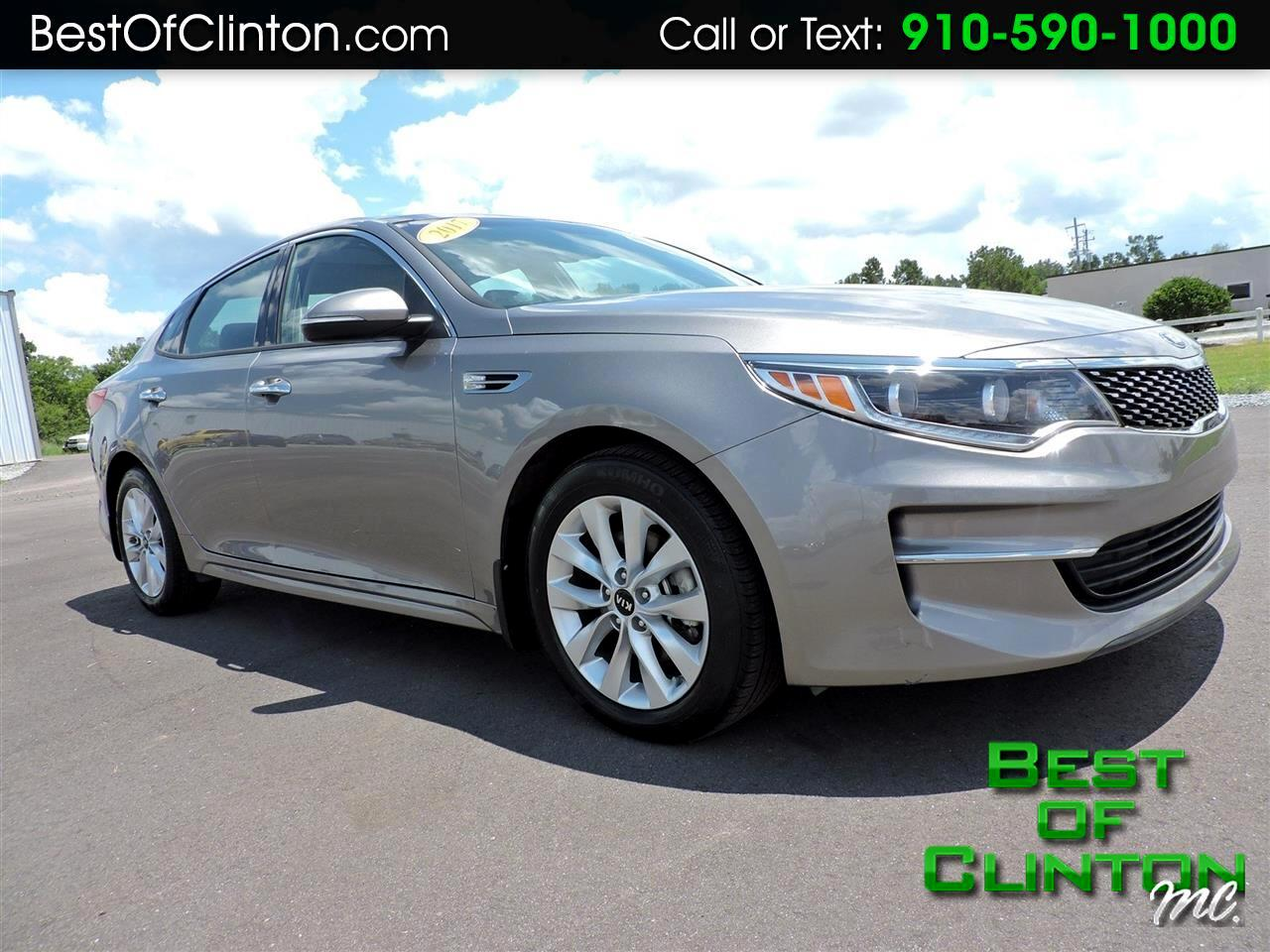 2017 Kia Optima EX Auto
