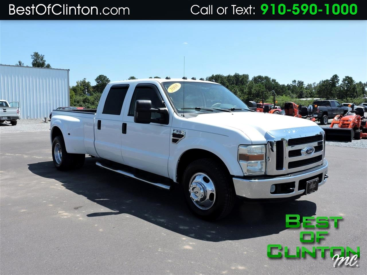 2008 Ford Super Duty F-350 DRW 2WD Crew Cab 156