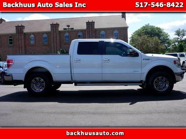 Ford F-150 Lariat SuperCrew 6.5-ft Box 4WD 2014