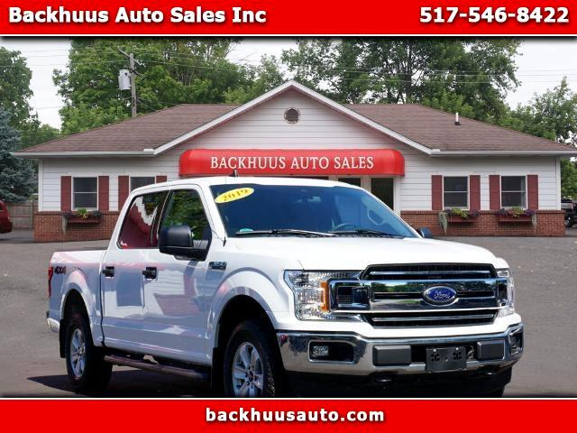 "Ford F-150 4WD SuperCrew 157"" XLT 2019"