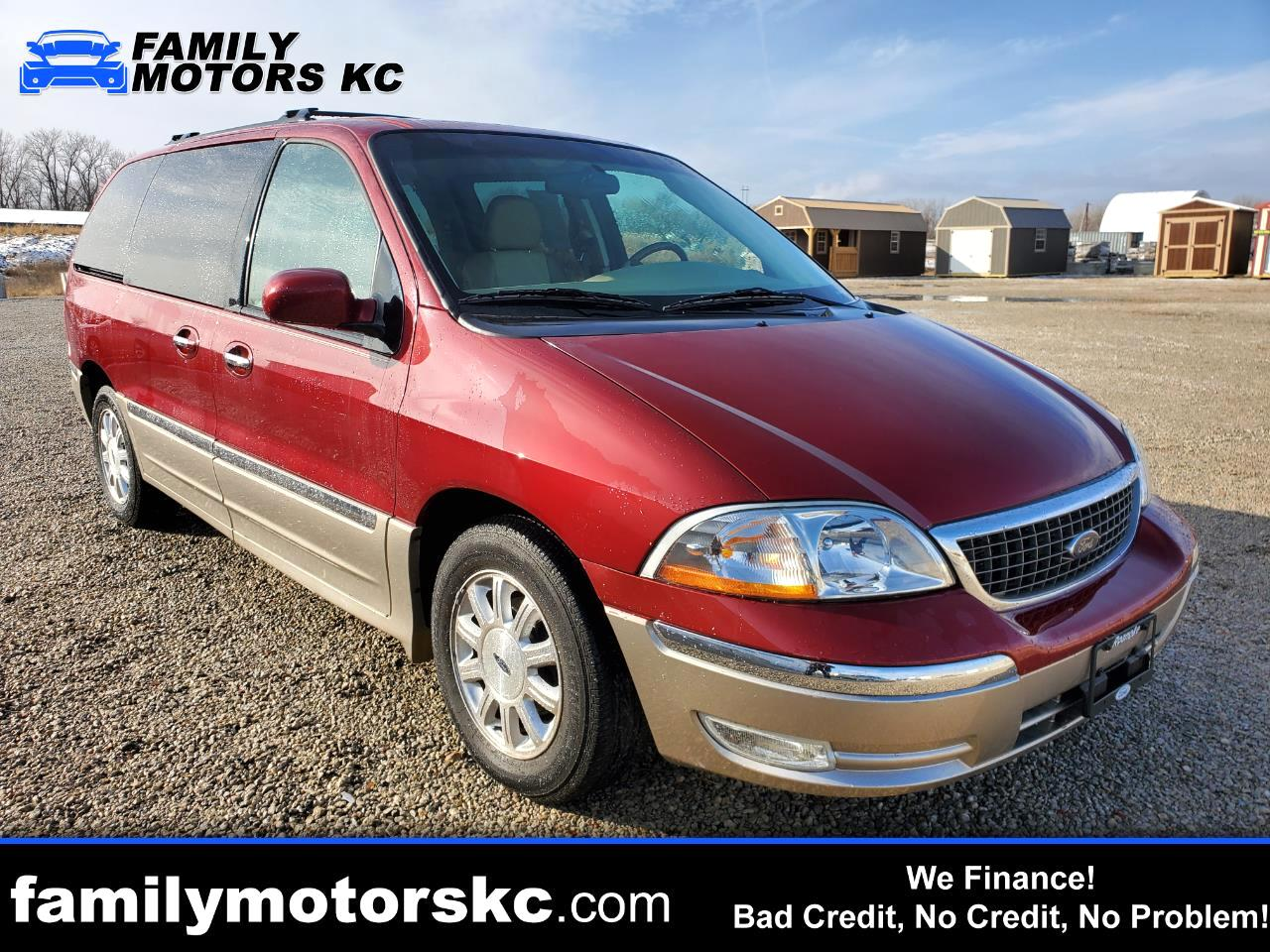 Ford Windstar Limited 2003
