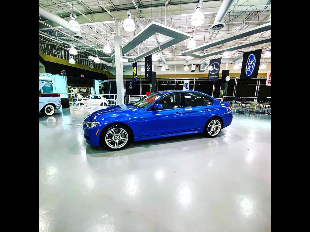 BMW 3-Series 335i xDrive Sedan 2013