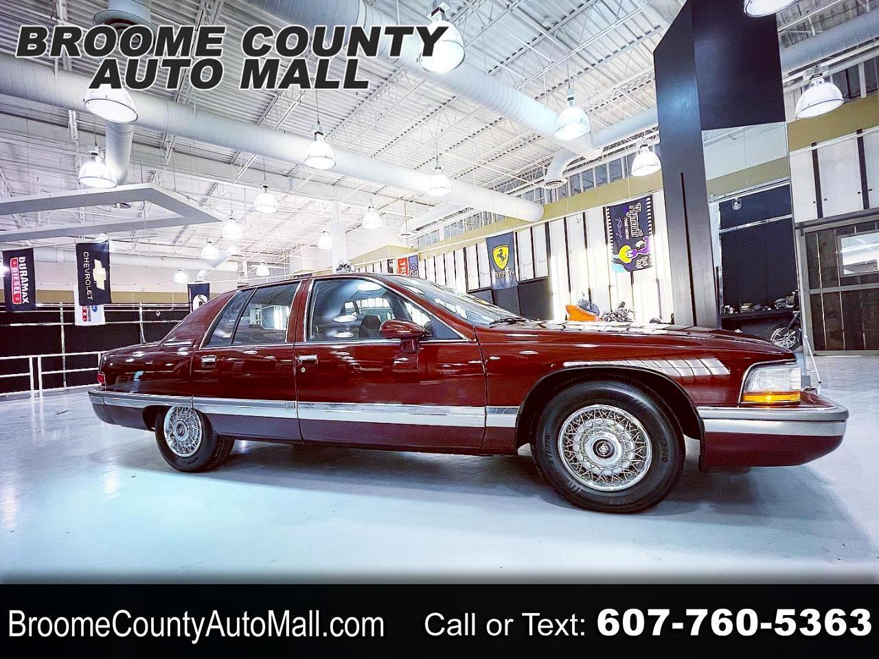 Buick Roadmaster Base 1992