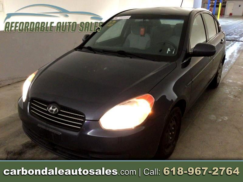 Hyundai Accent GLS 4-Door 2010