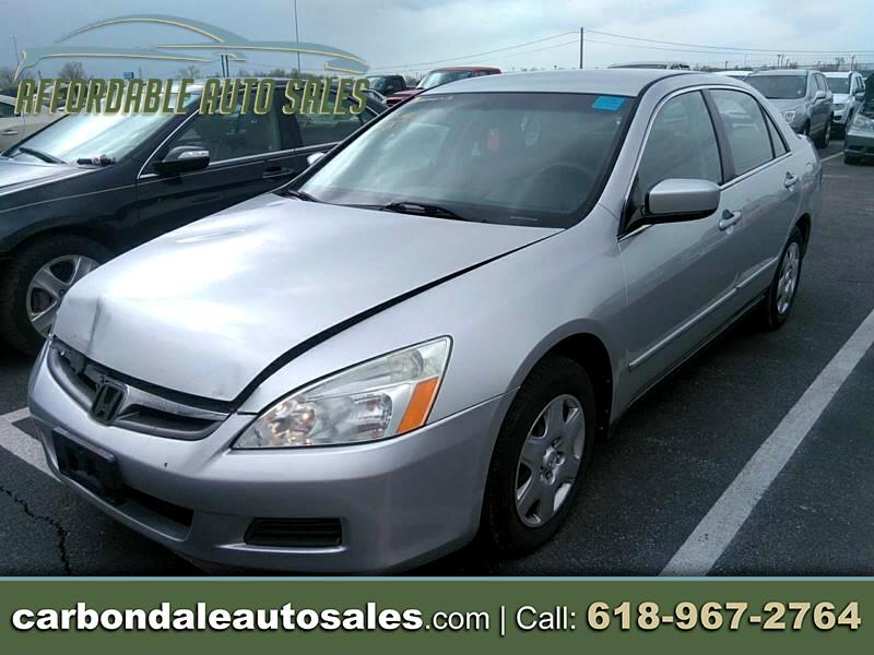 Honda Accord LX sedan AT 2007