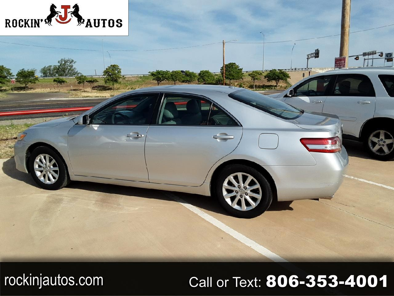 Toyota Camry 4dr Sdn V6 Auto XLE (Natl) 2011