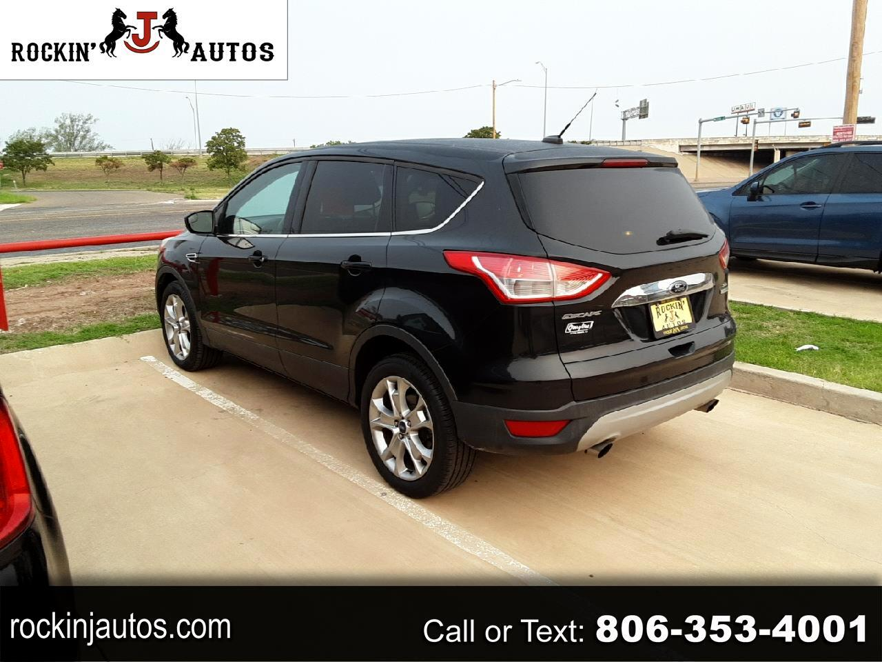 Ford Escape 2WD 4dr I4 Auto XLT 2013