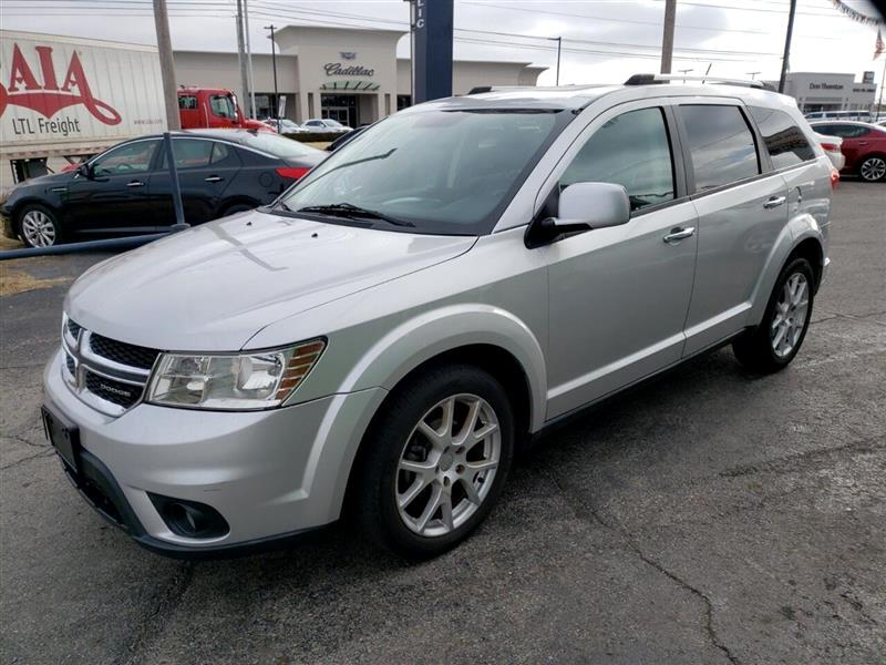Dodge Journey Crew AWD 2012