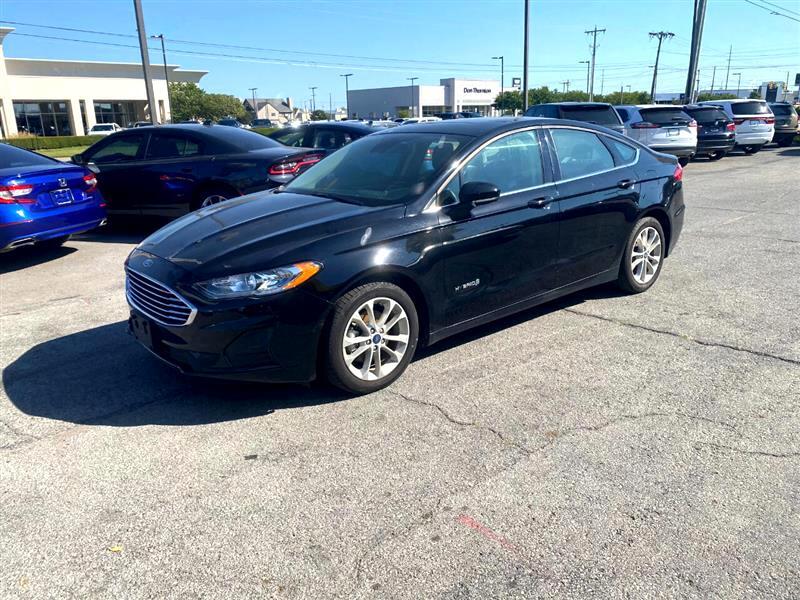 Ford Fusion Hybrid SE 2019