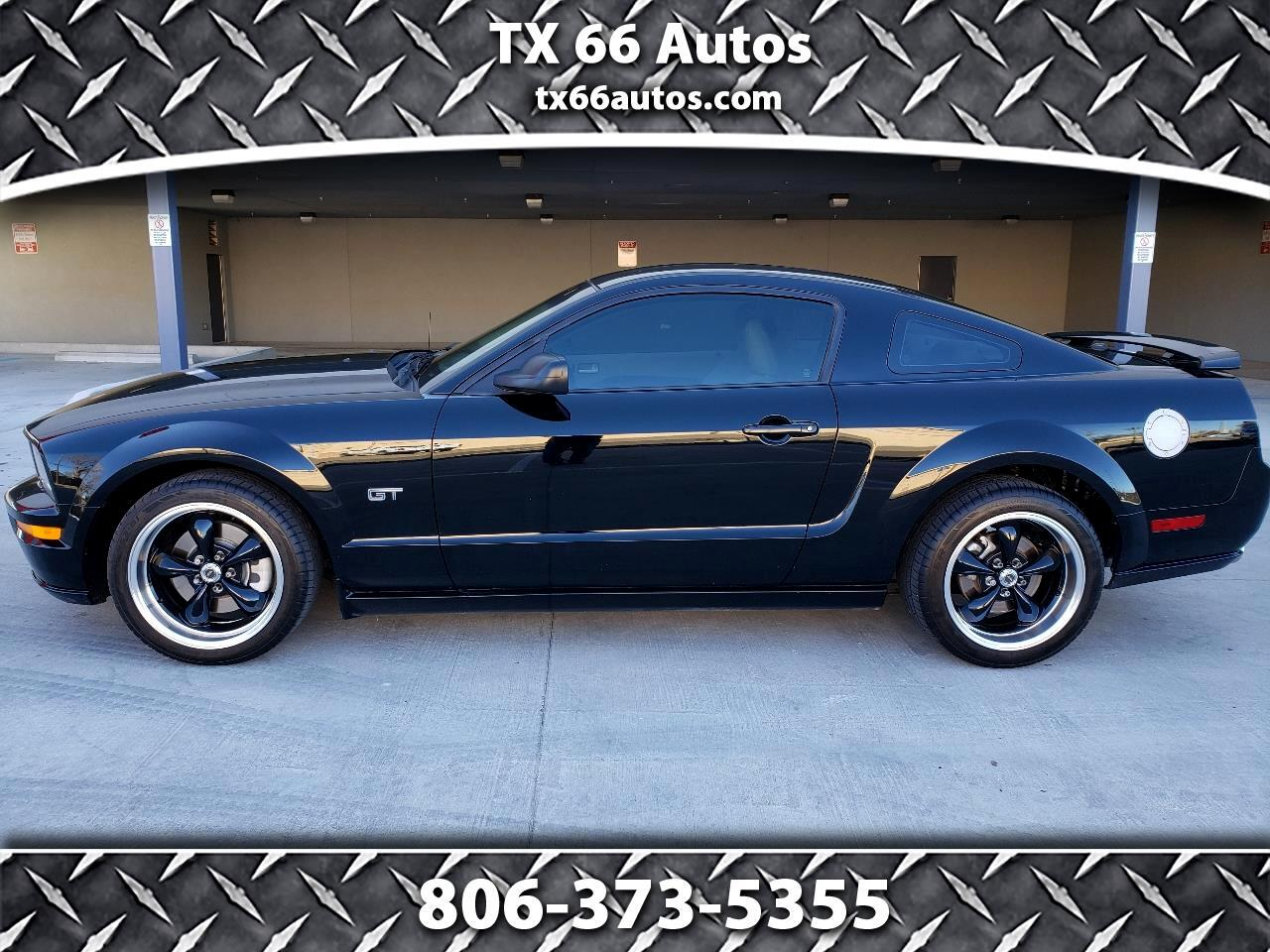 Ford Mustang 2dr Cpe GT Premium 2008