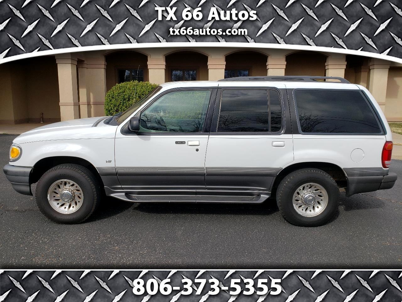 Mercury Mountaineer Base 4.0L 2WD 2001