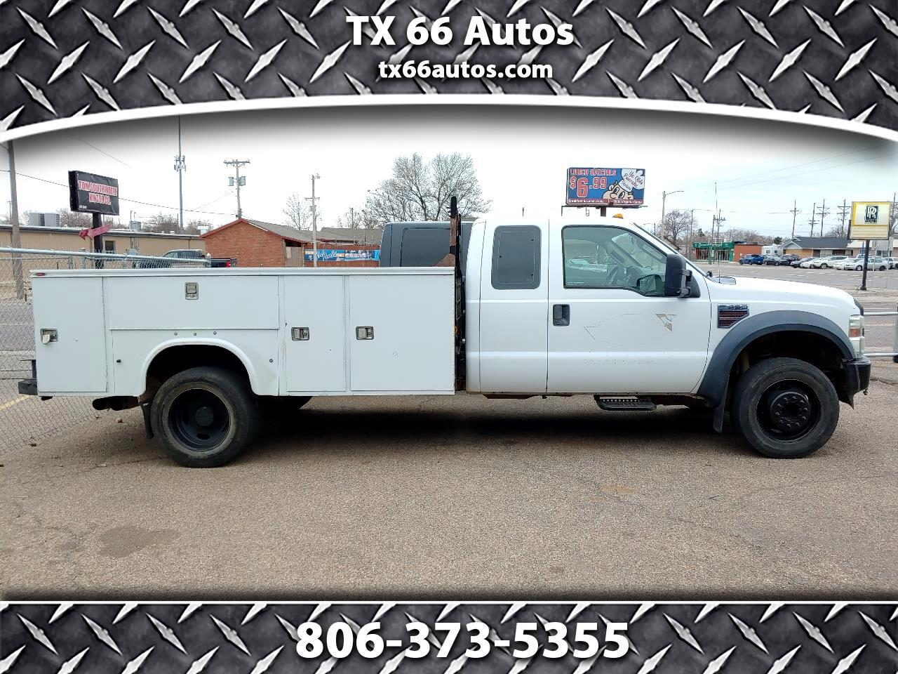 Ford F-450 SD  2008
