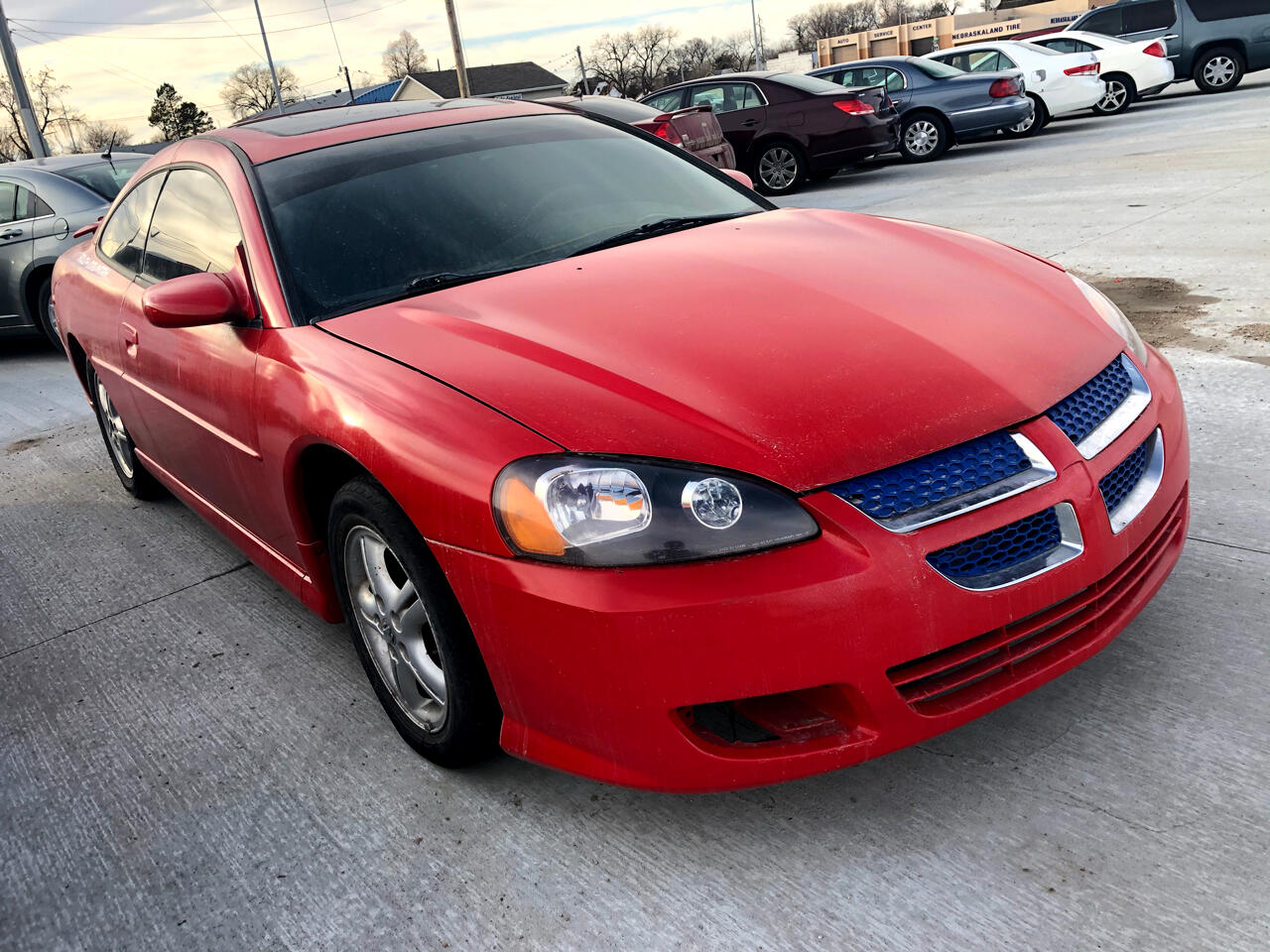 Dodge Stratus SXT Coupe 2004