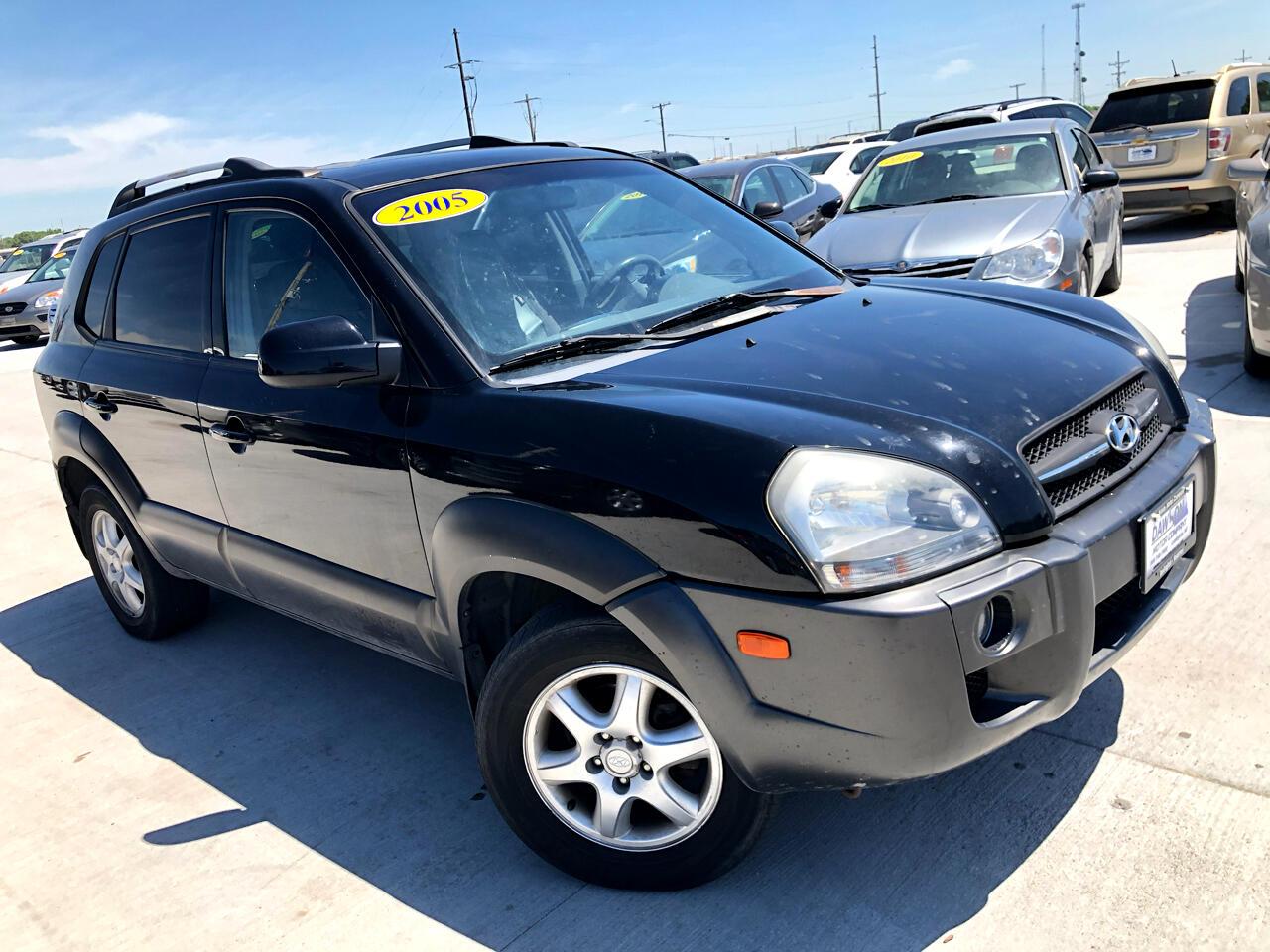 Hyundai Tucson GLS 2.7 4WD 2005