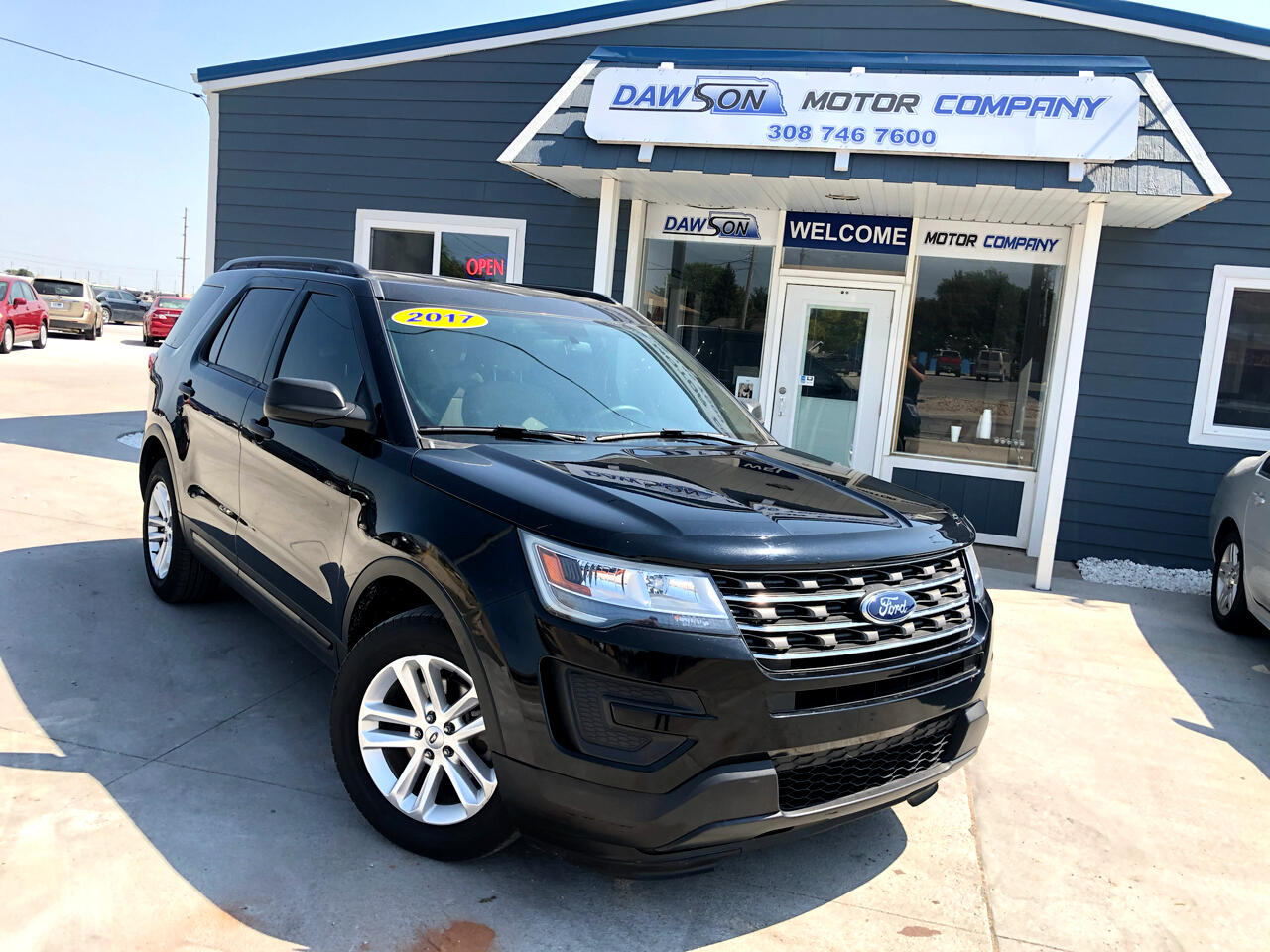 Ford Explorer Base FWD 2017