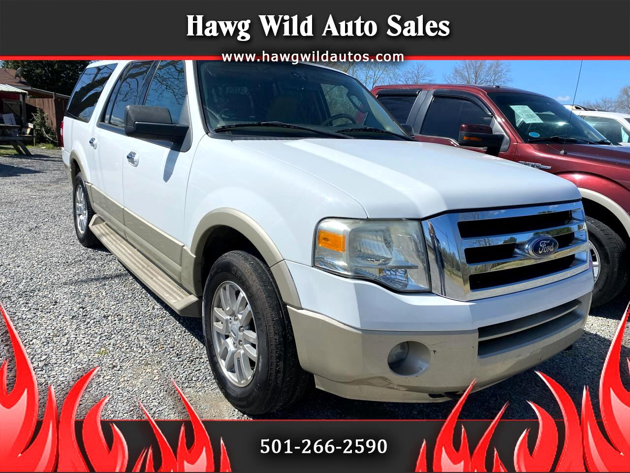 Ford Expedition EL Eddie Bauer 4WD 2010