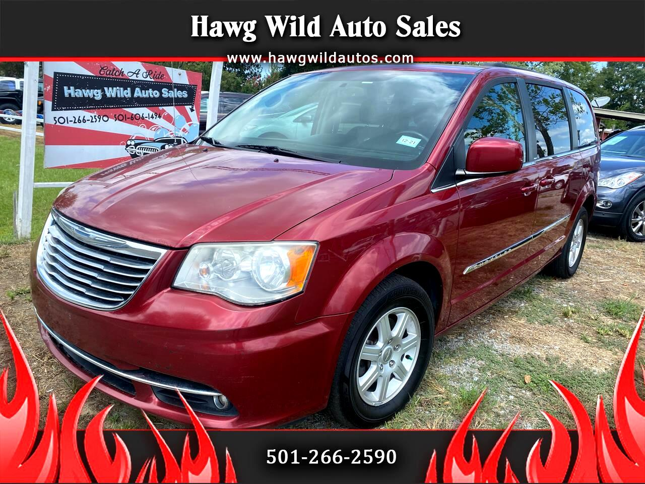 Chrysler Town & Country 4dr Wgn Touring w/Leather 2012