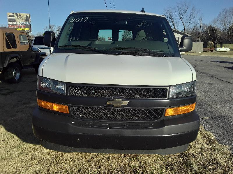 Chevrolet Express 2500 Cargo Extended 2019