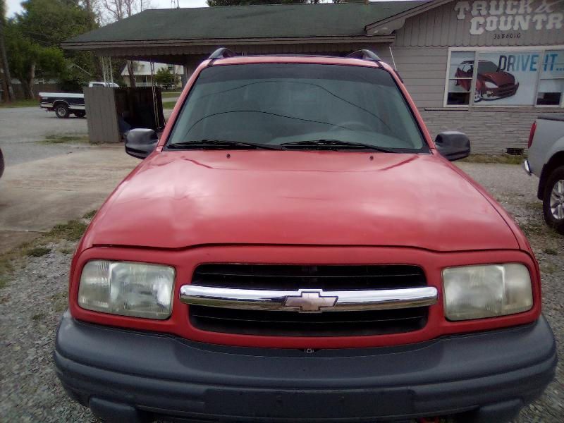 Chevrolet Tracker 4-Door 2WD 2000