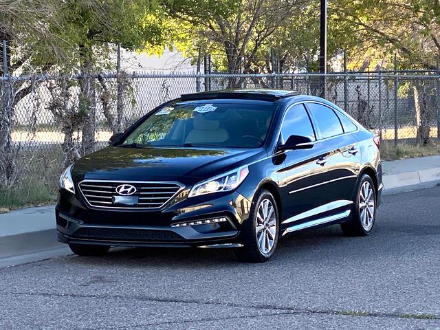 2016 Hyundai Sonata Limited FWD