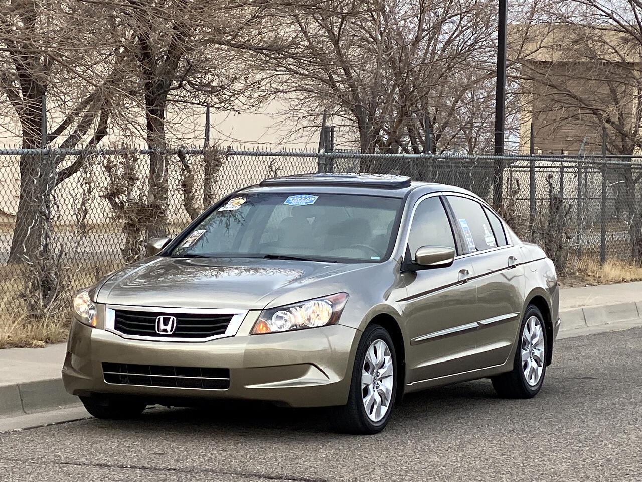 2008 Honda Accord Sdn 4dr I4 Auto EX-L