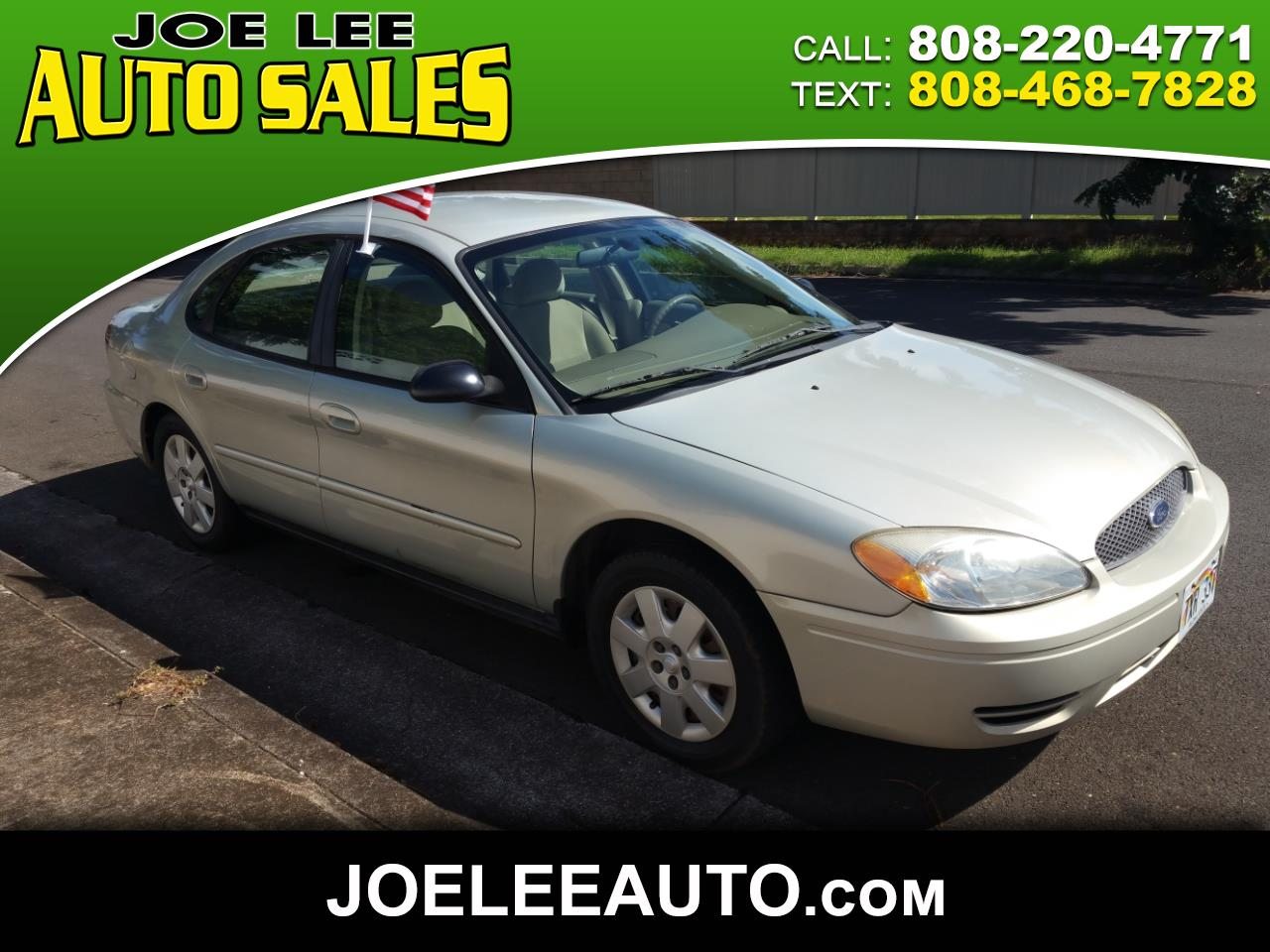 Ford Taurus 4dr Sdn SE 2005
