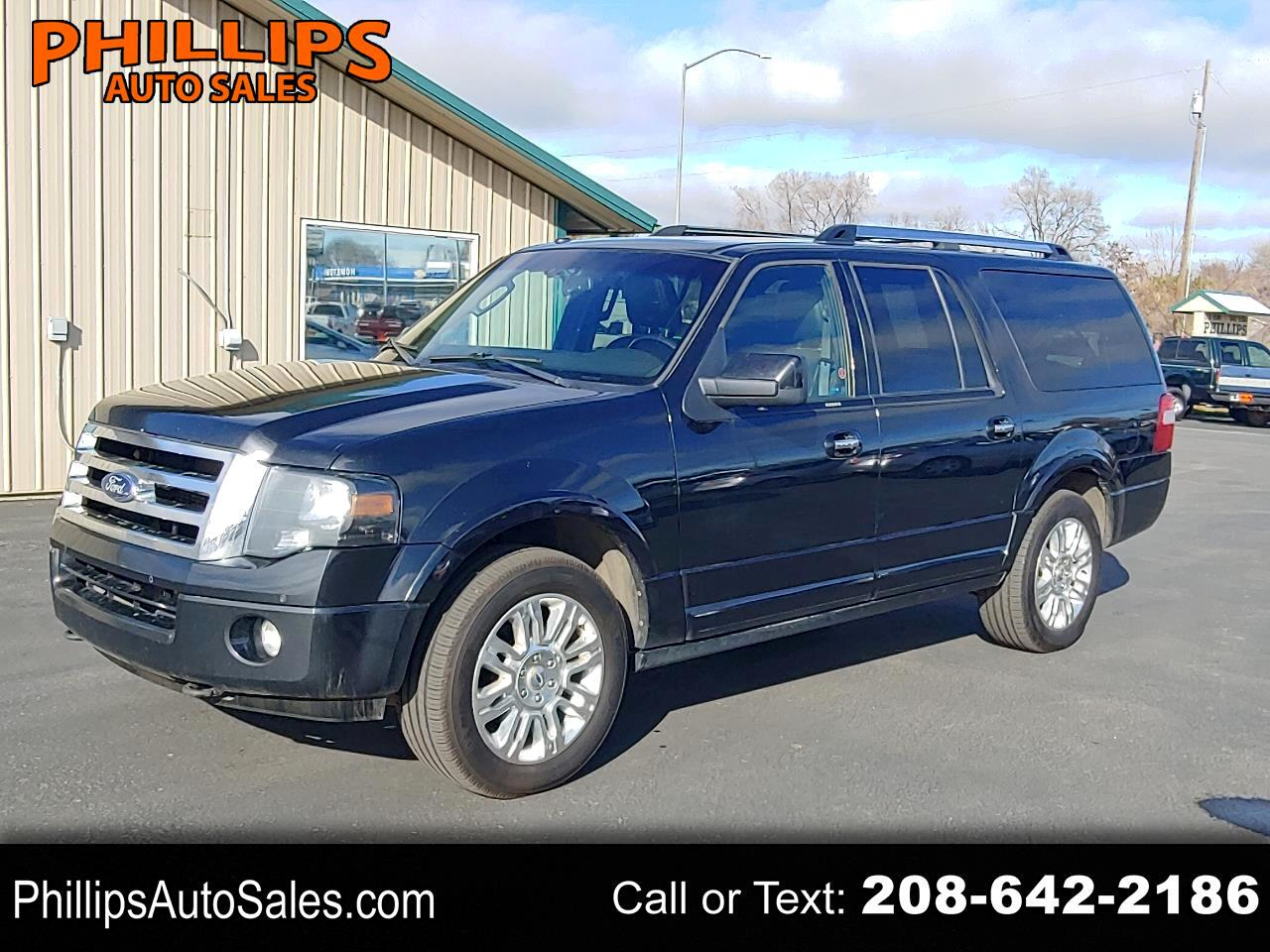 Ford Expedition Max Limited 4x4 2014