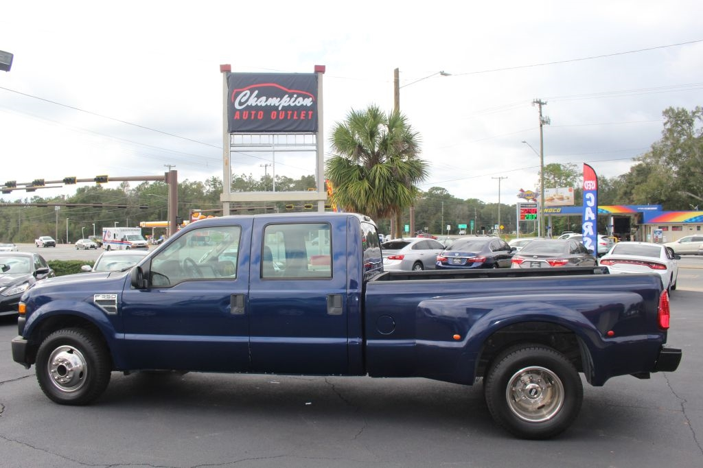 "Ford Super Duty F-350 DRW 2WD Crew Cab 172"" King Ranch 2008"