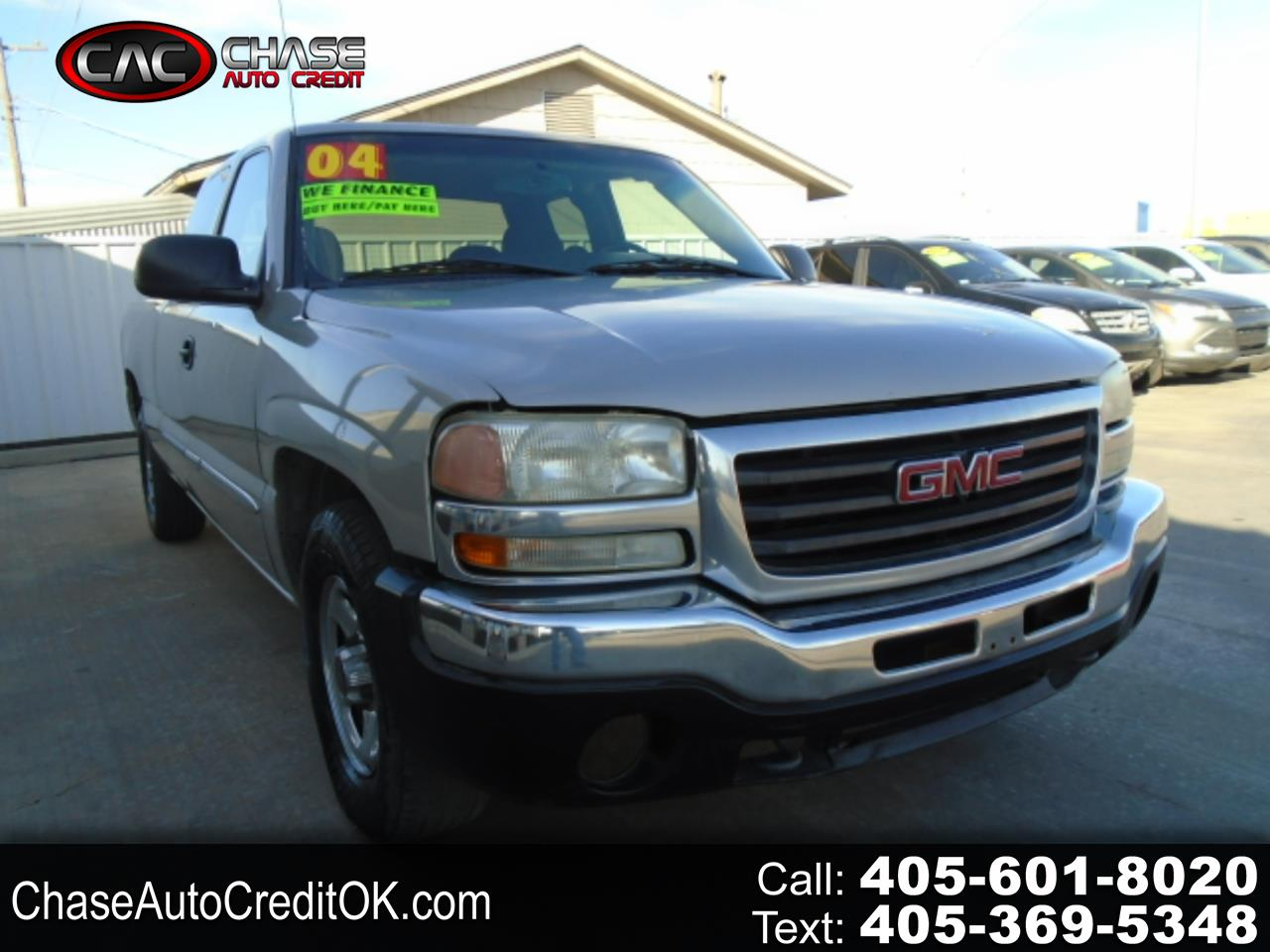 GMC Sierra 1500 Ext. Cab Short Bed 2WD 2004