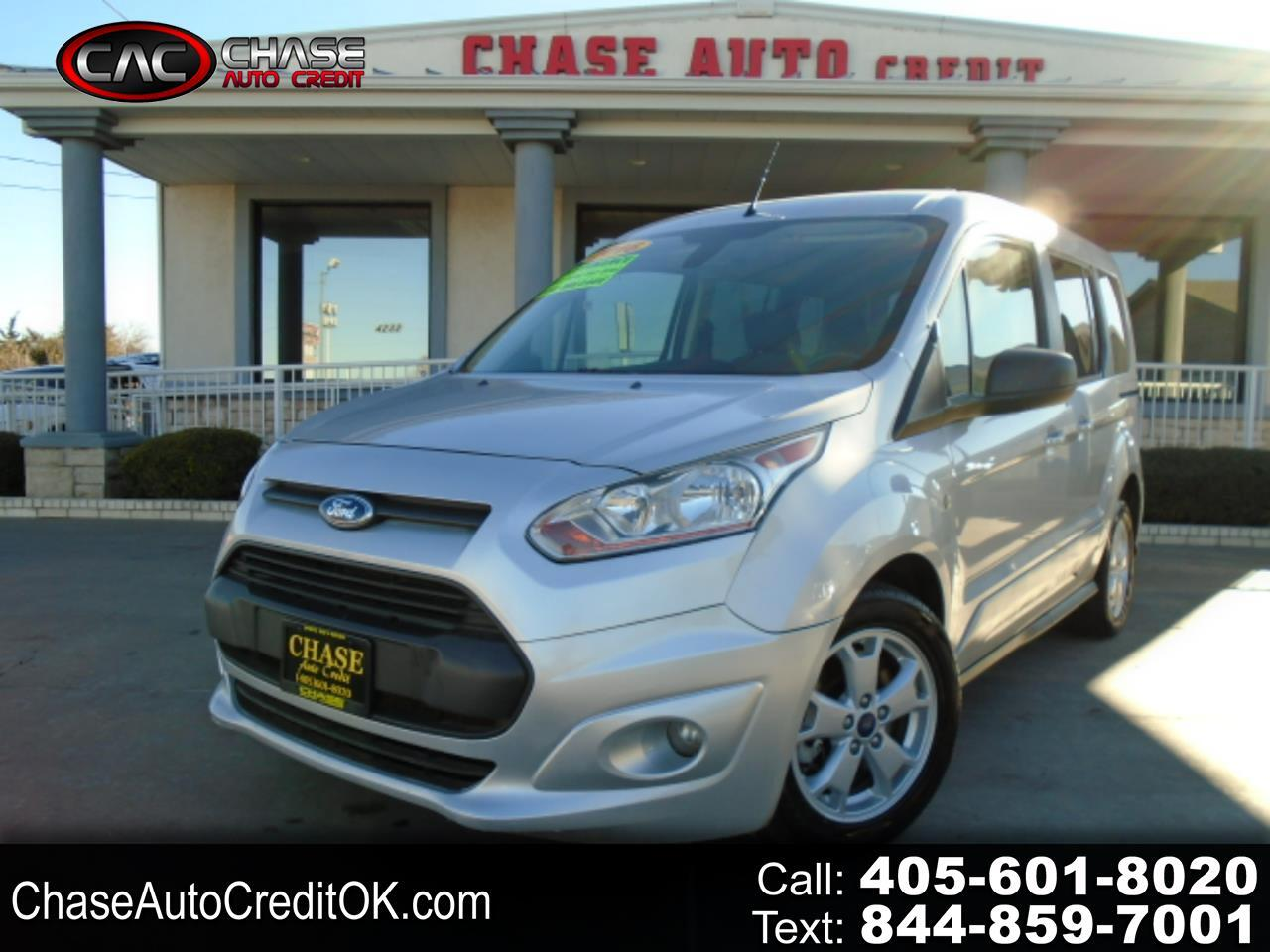 Ford Transit Connect Wagon XLT w/Rear Liftgate 2016