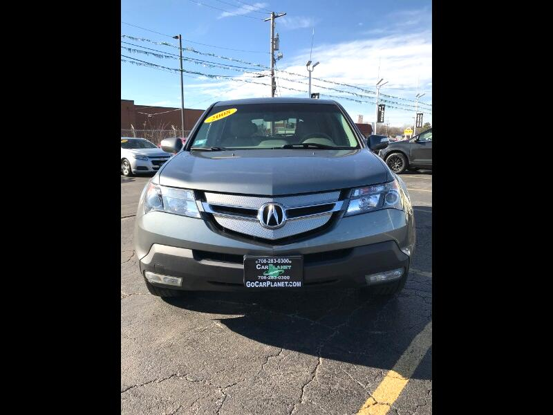 Acura MDX Tech Package with Power Tailgate 2008