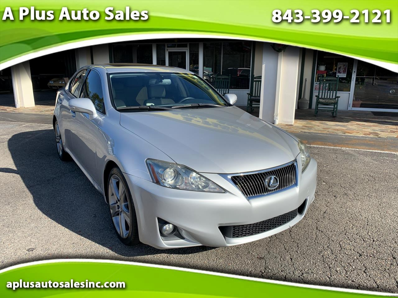 Lexus IS 250 RWD 2013