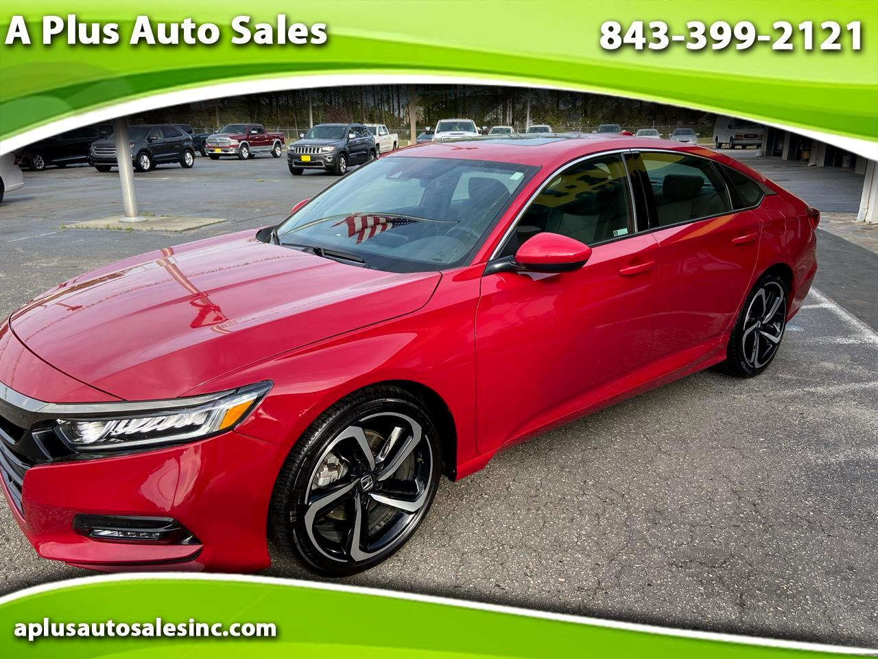 Honda Accord Sport CVT 2018