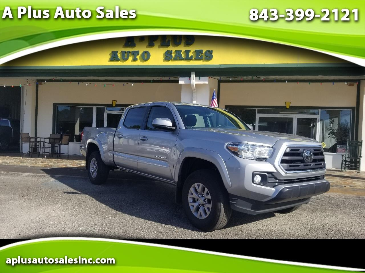 Toyota Tacoma 2WD TRD Sport Double Cab 6' Bed V6 AT (Natl) 2019