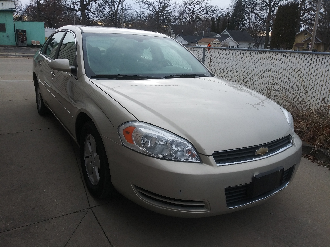 Chevrolet IMPALA LT Base 2008