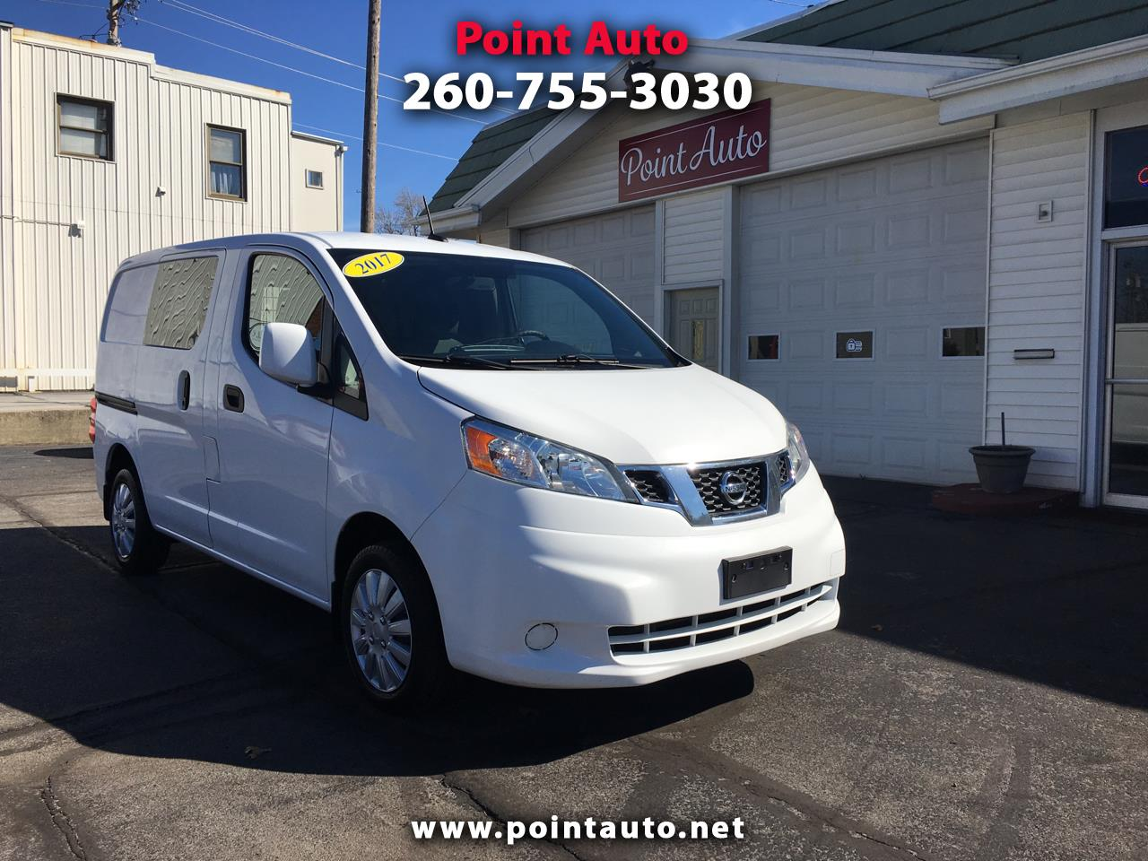 Nissan NV200 Compact Cargo I4 SV 2017