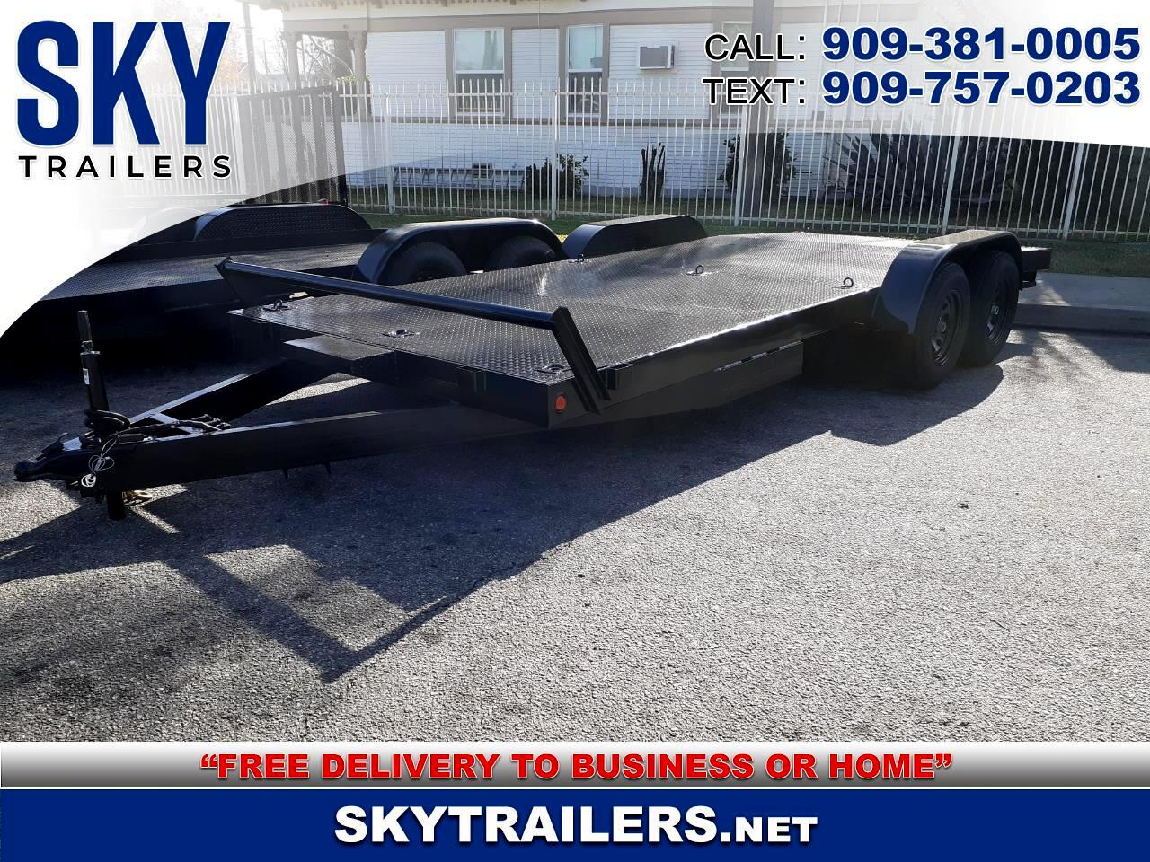 Sky Trailers Car / Racing Trailer  2021