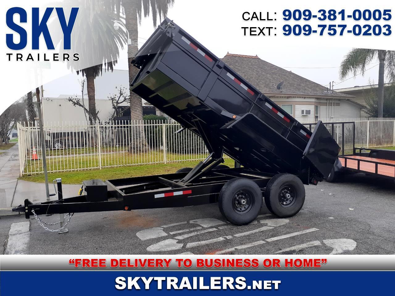 Sky Trailers Dump Trailer  2021