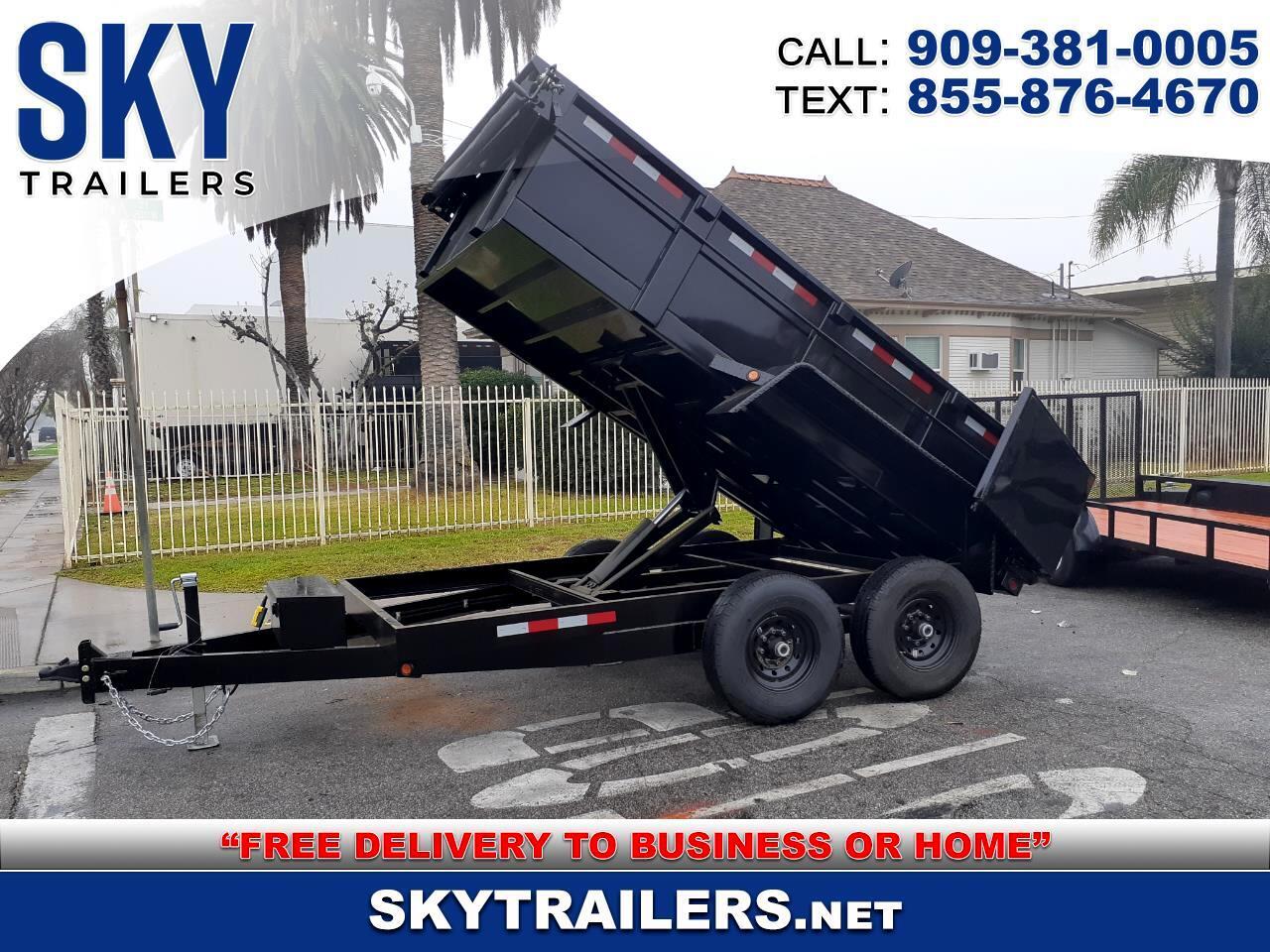 Sky Trailers Dump Trailer  2022