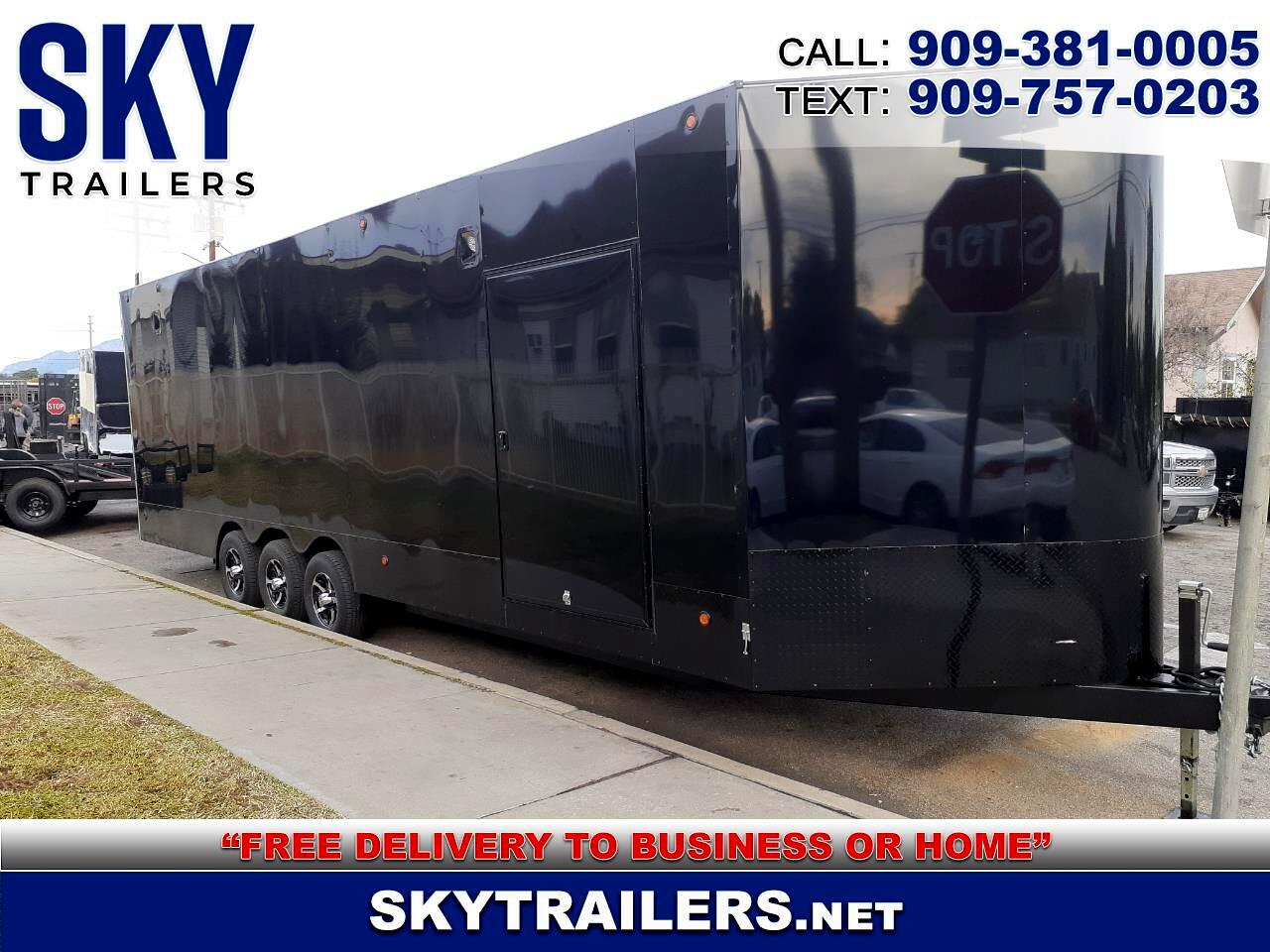 Sky Trailers Cargo / Enclosed Trailer  2021