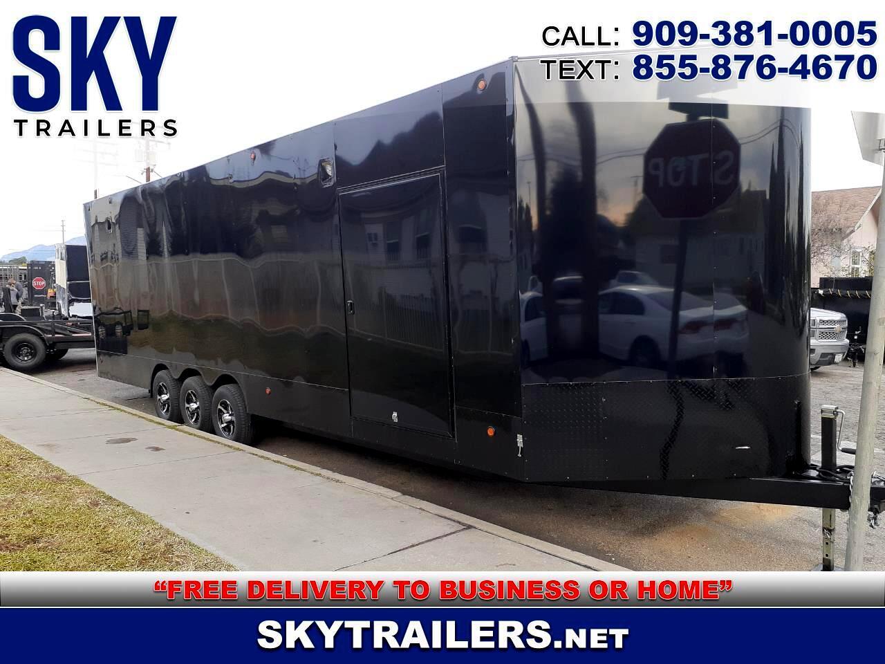 Sky Trailers Cargo / Enclosed Trailer  2021