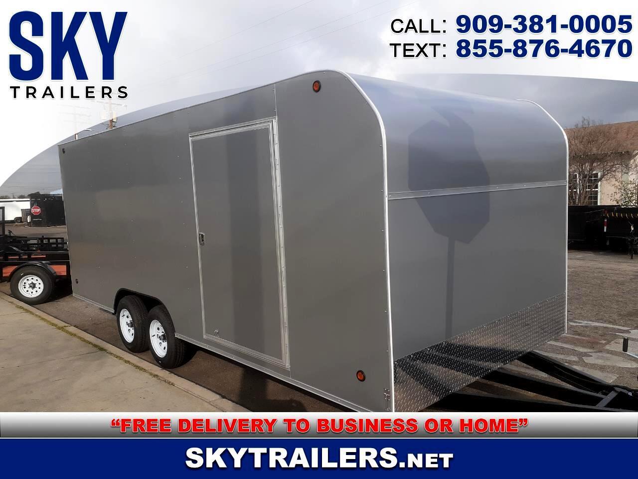 Sky Trailers Cargo / Enclosed Trailer  2022