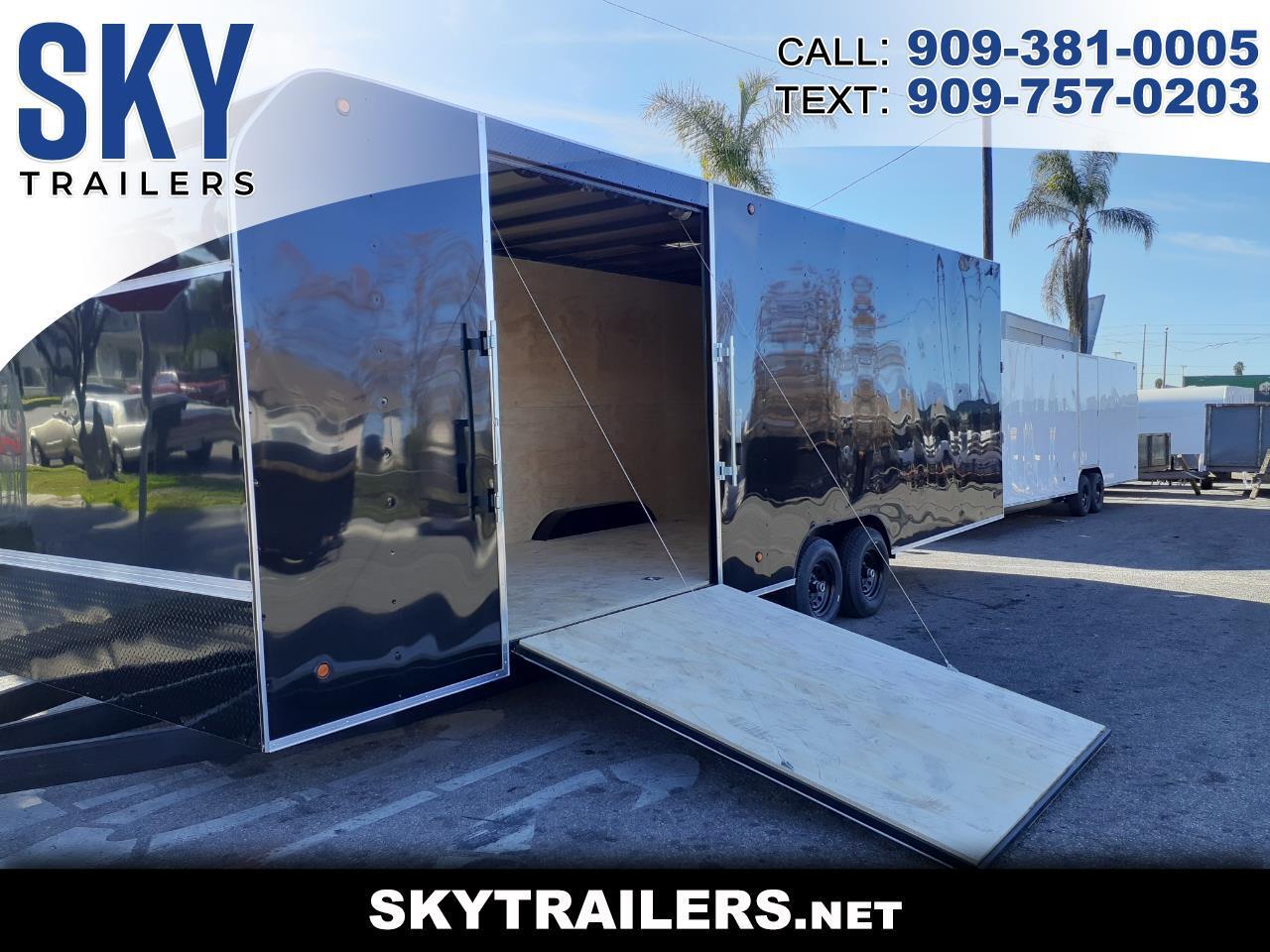 Sky Trailers Cargo / Enclosed Trailer  2020