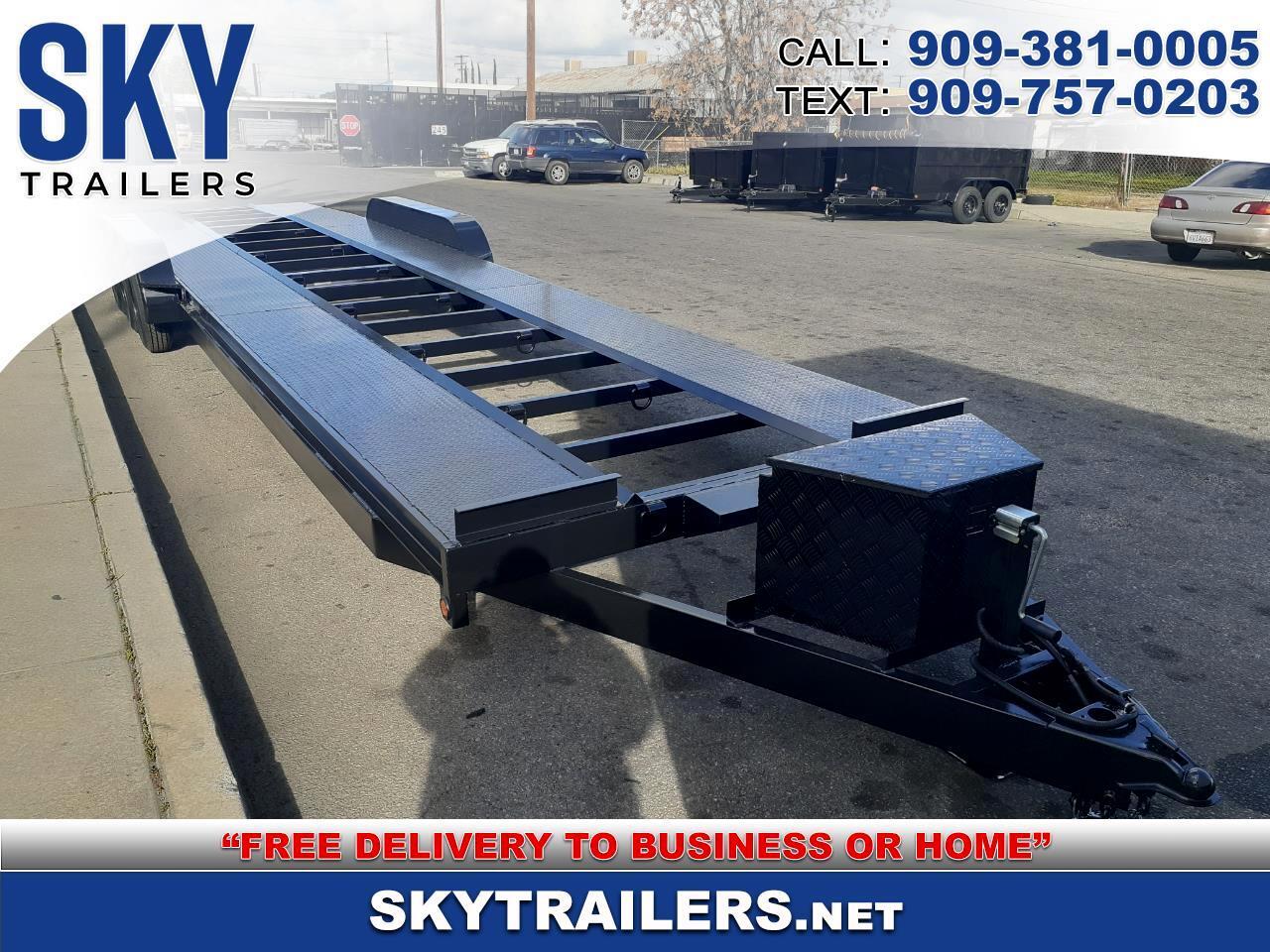 Sky Trailers Car / Racing Trailer  2021