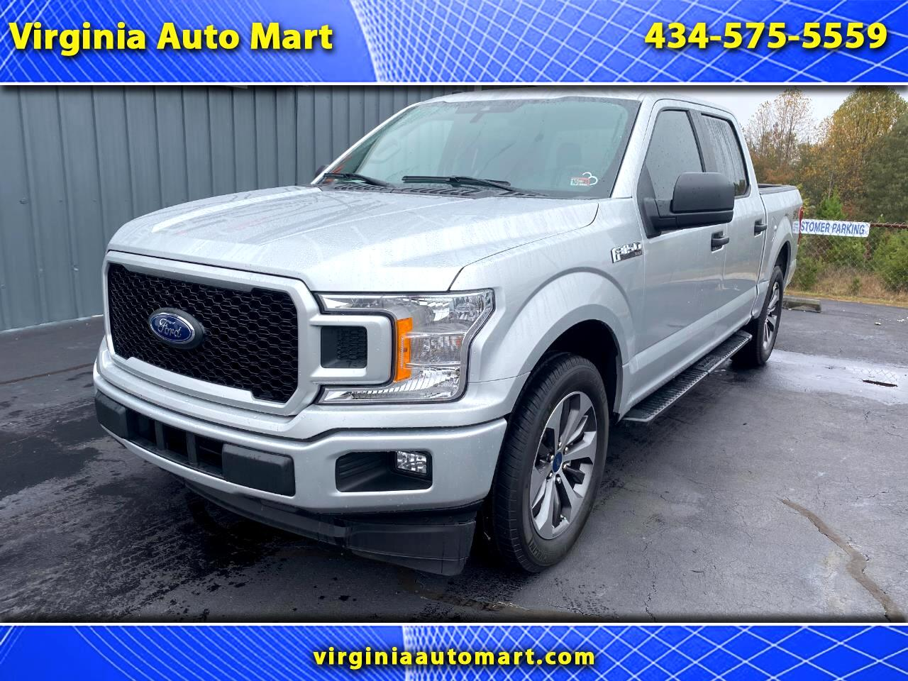 Ford F-150 Lariat 2WD SuperCrew 5.5' Box 2019